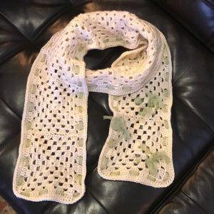 NWOT Handmade scarf